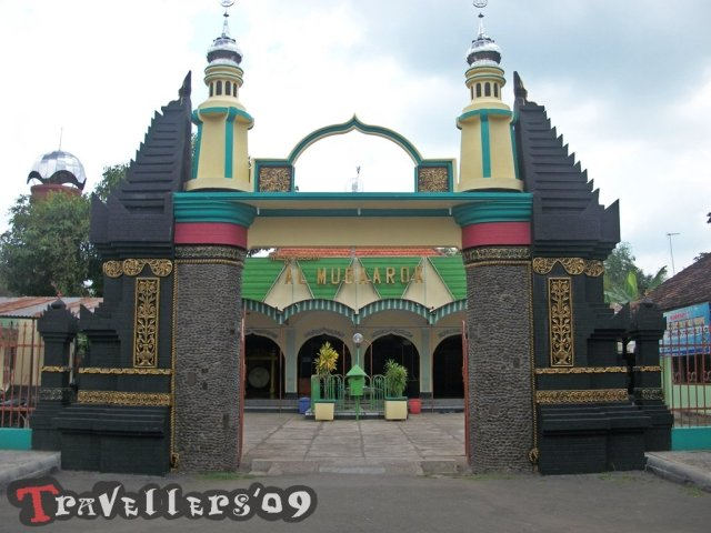 masjid al mubaarok berbek nganjuk
