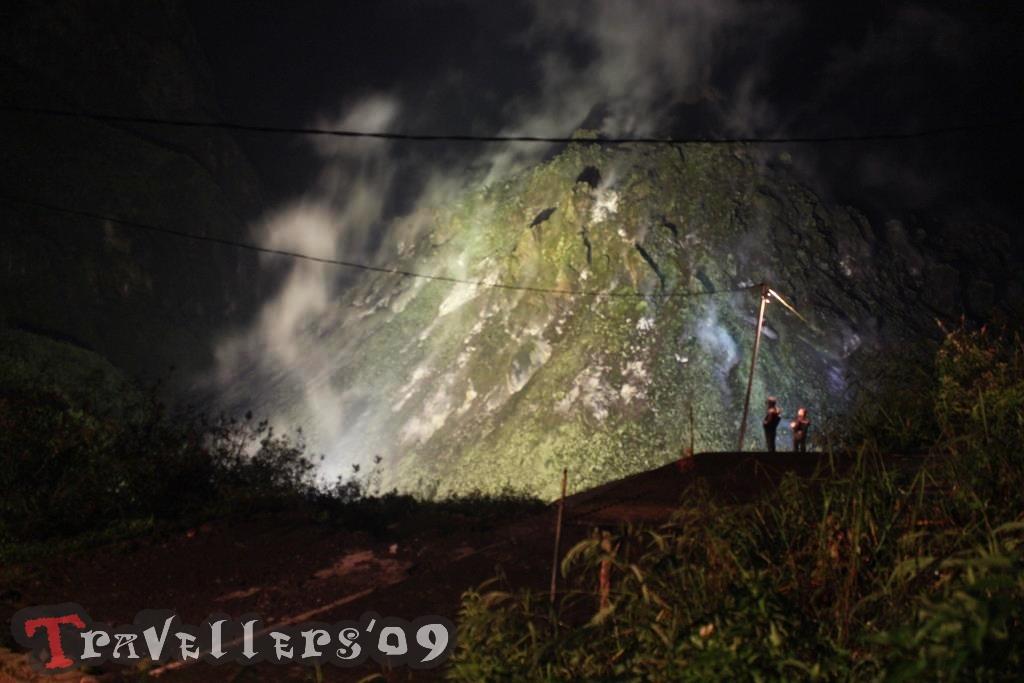 Wisata Malam Gunung Kelud 7