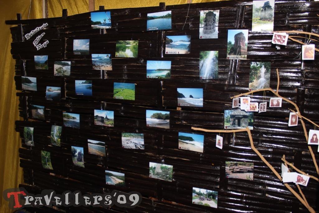 D'Travellers & 12 IA 4 Pameran Wisata di Bazar SMASA Blitar 1