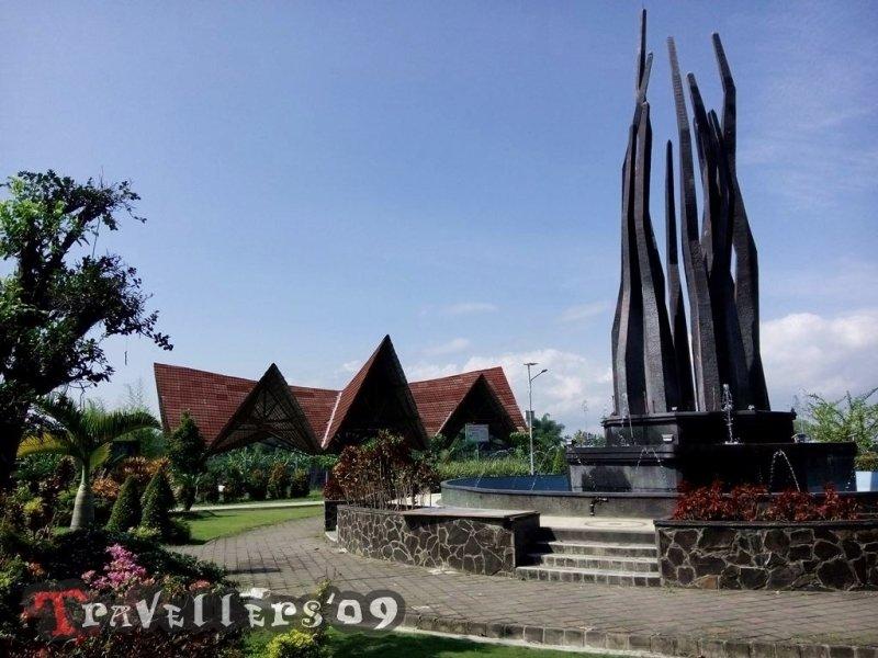 Taman Idaman Hati (RTH Wlingi Blitar) 1