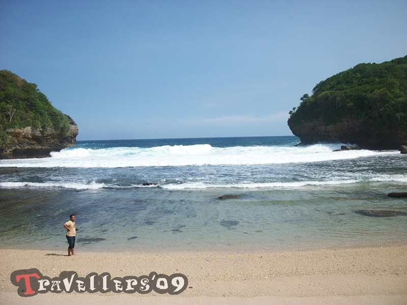 Pantai Keben Blitar, Bulan Sabit dari Desa Ngadipuro 1