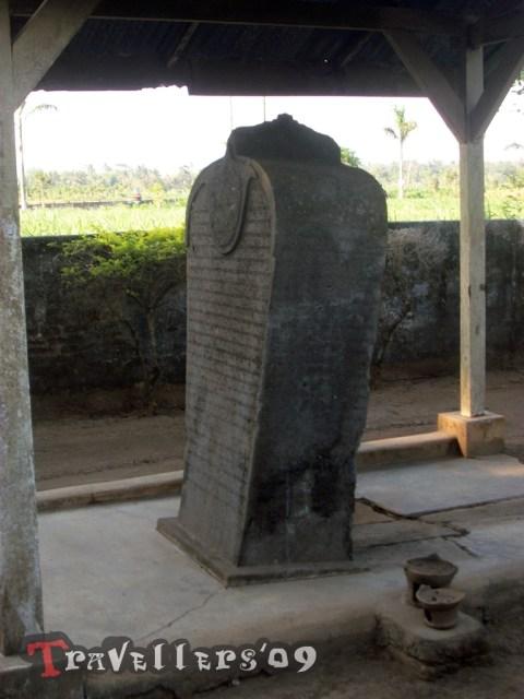 Prasasti Jaring, Peninggalan Kerajaan Kadiri di Blitar Selatan 3