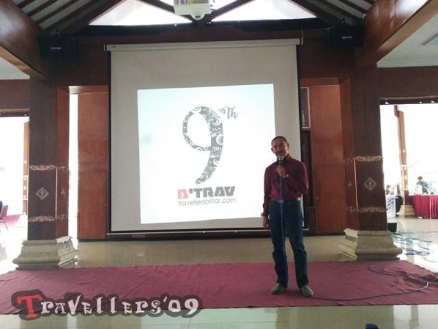 Seminar Pariwisata dan Workshop Fotografi, dalam Rangkaian Peringatan 9 Tahun DTrav 6