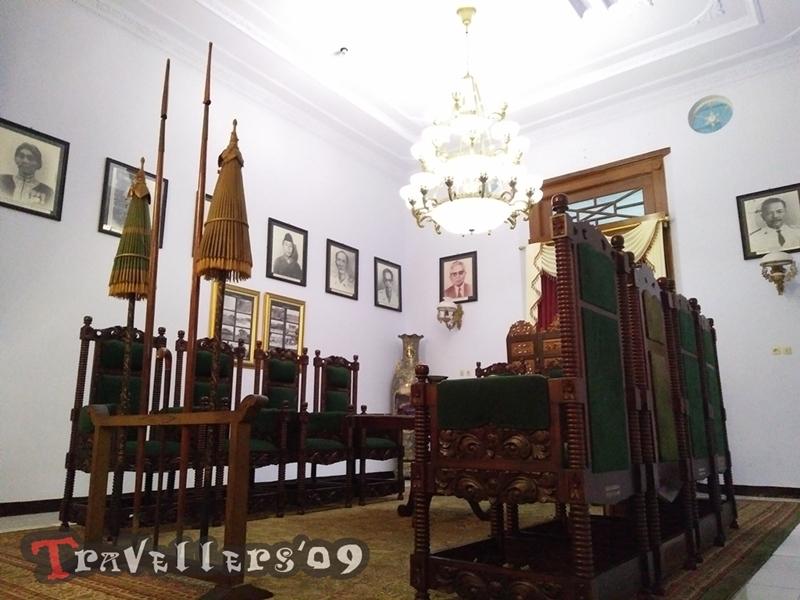 Pendopo Ronggo Hadi Negoro, Wisata Sejarah Pemerintahan Kabupaten Blitar 5