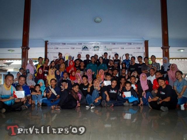 Seminar Pariwisata dan Workshop Fotografi, dalam Rangkaian Peringatan 9 Tahun DTrav 28