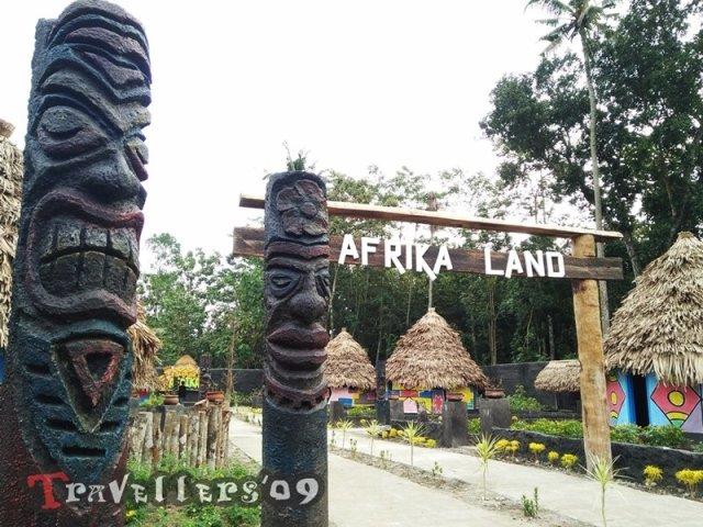 Kampung Afrika, Blitar 4