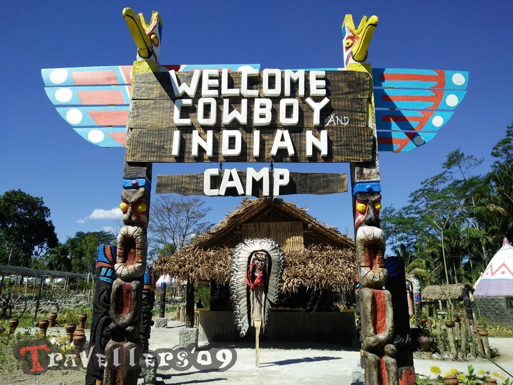 Cowboy and Indian Camp, Blitar