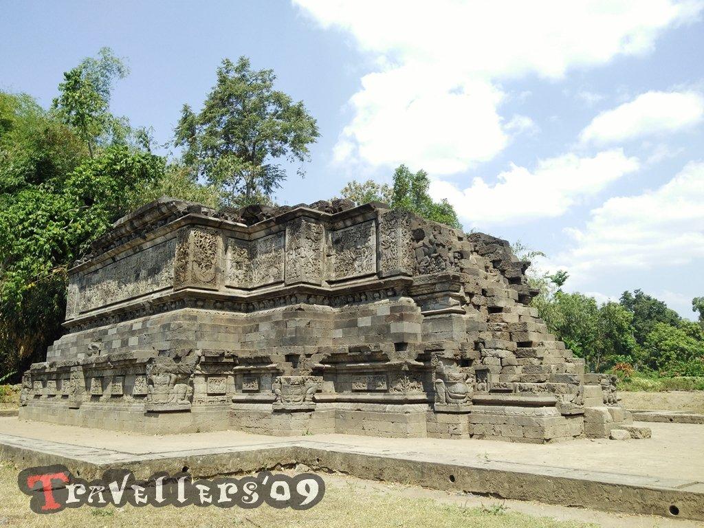 Candi Surowono, Peninggalan Majapahit di Kediri dengan Relief yang Unik 1