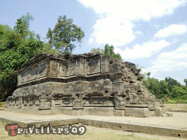 Candi Surowono, Peninggalan Majapahit di Kediri dengan Relief yang Unik 6
