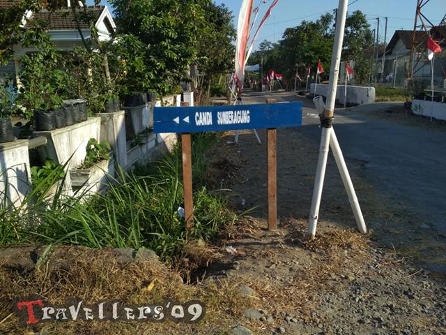 Peringatan Kemerdekaan RI ke 73, DTravellers Blitar Bakti Wisata di Candi Kotes, Situs Sukosewu dan Candi Sumberagung 7