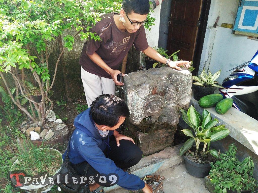 Situs Kranggan, Reruntuhan Candi di Pojok Blitar 1