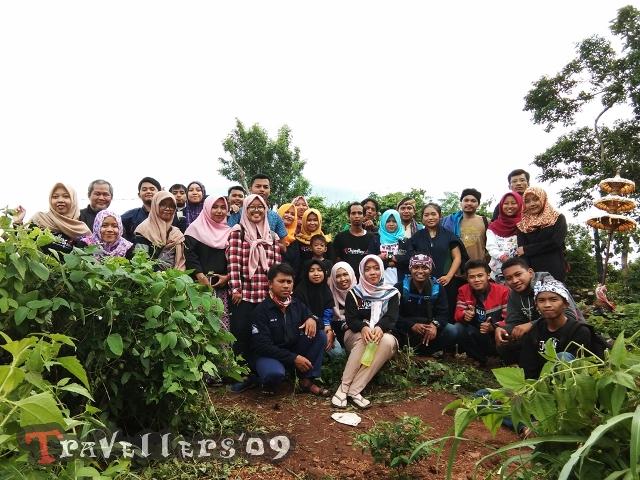 Napak Tilas 10 Tahun DTravellers di Selomangleng Kediri 9