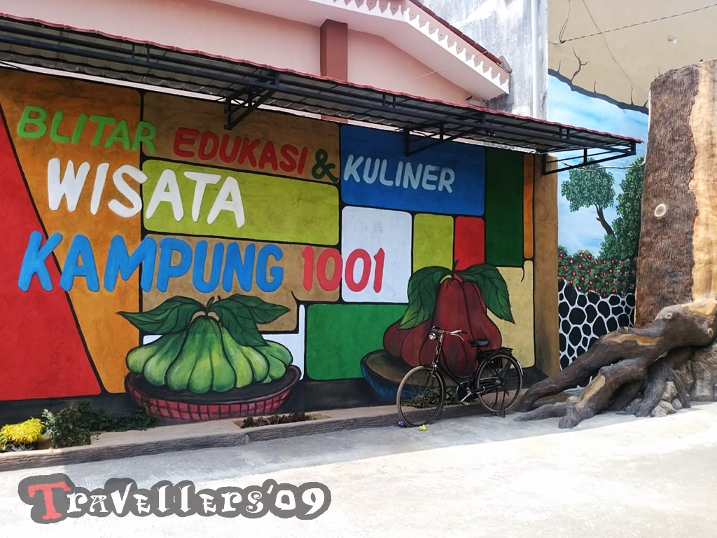 Wisata Kampung 1001 Blitar 1