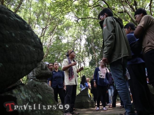 Napak Tilas 10 Tahun DTravellers di Selomangleng Kediri 5