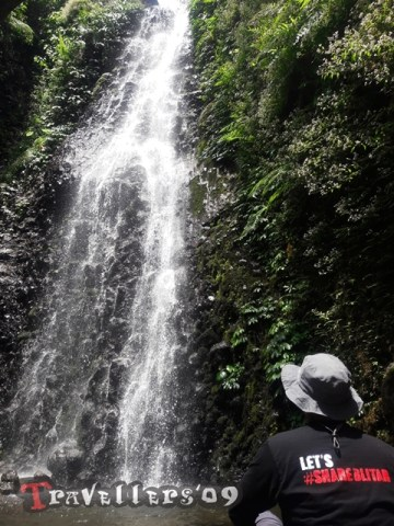 air terjun bon 8