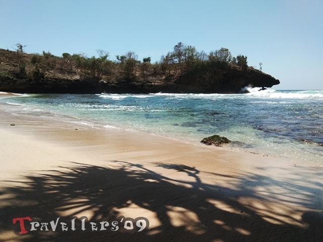Pantai Selok Dadap di Barat Pantai Pudak Blitar 12