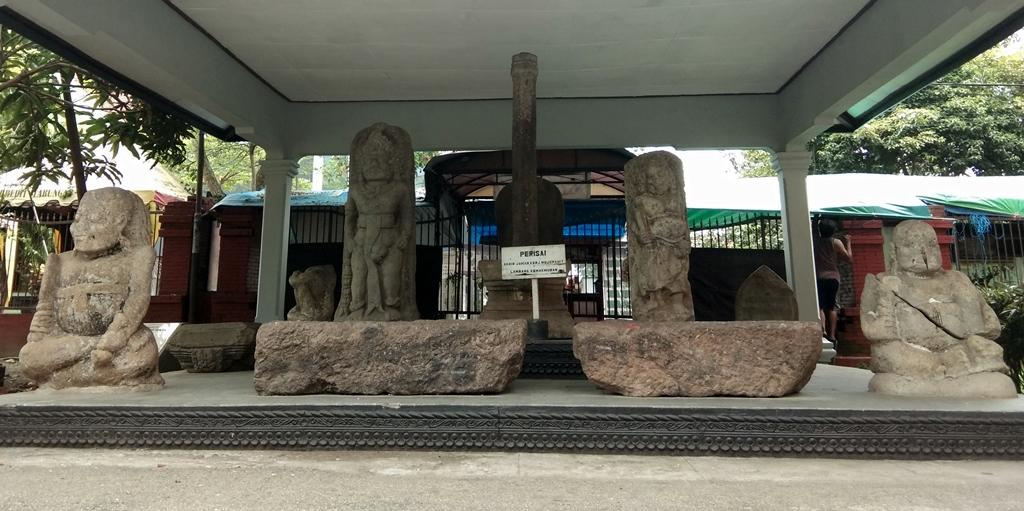 Joglo Arca, Kumpulan Benda Cagar Budaya di Pendopo Trenggalek 15