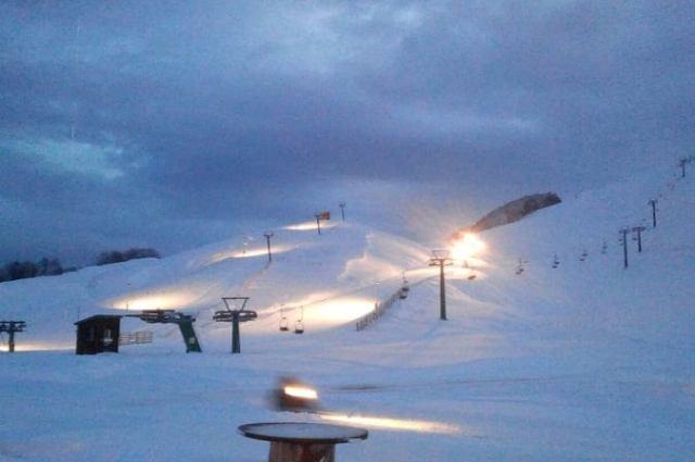 Νυχτερινό σκι στην Ελλάδα? Και όμως ναι!