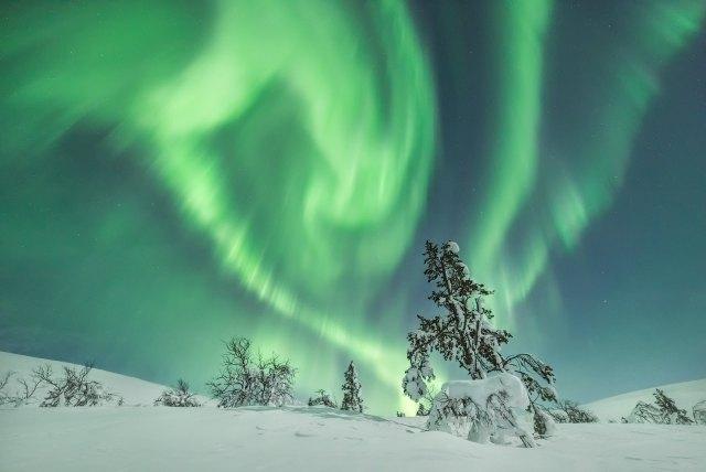 aurora lapland
