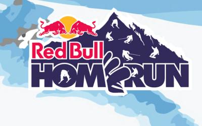 Red Bull Homerun στον Παρνασσό! Ένα event γεμάτο ενέργεια τρέλα και Snowboarders vs Skiers!