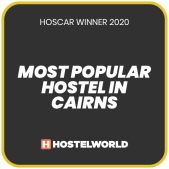 Hostelworld: Most Popular Hostel in Cairns 2020