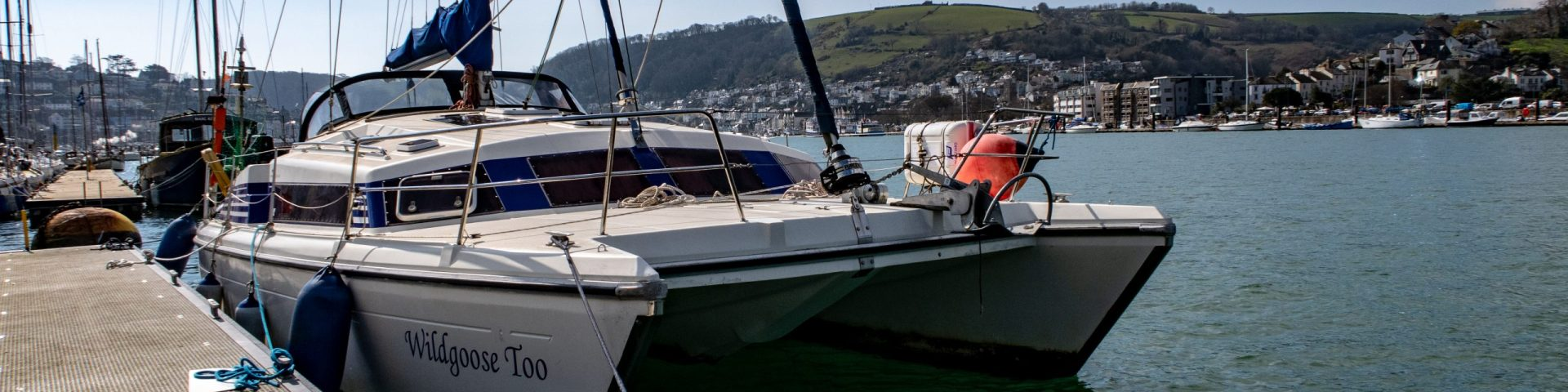 Prout Snowgoose Elite 37 ft Catamaran For Sale
