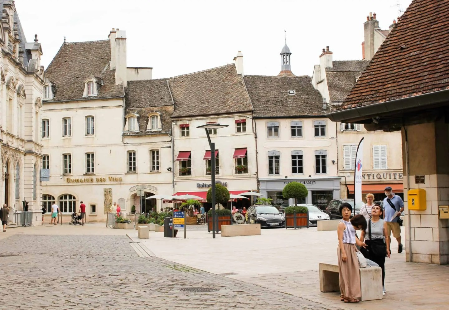 Things to do and see in and around Beaune, Beaune, France - the wine capital of Burgundy, road trip france