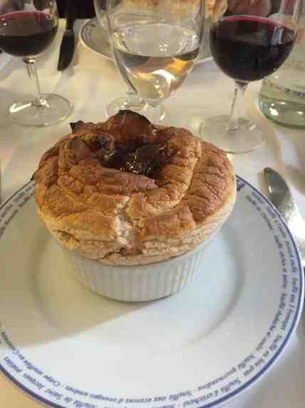 where to eat in Paris - le souffle restaurant