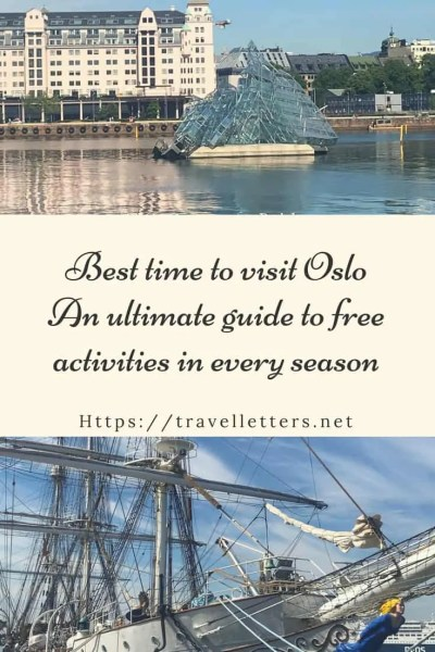 An ultimate guide to visiting Oslo Norway. Free, fun and top things to do in Oslo in every season. Where to stay and what quirky food to try.