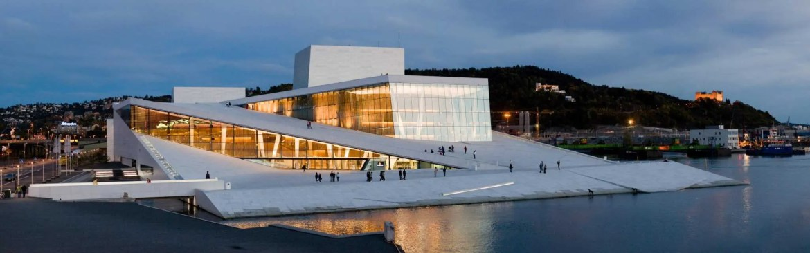 best time to visit Oslo, things to do in Oslo, free things to do in Oslo, fun things to do in Oslo, Oslo Opera House