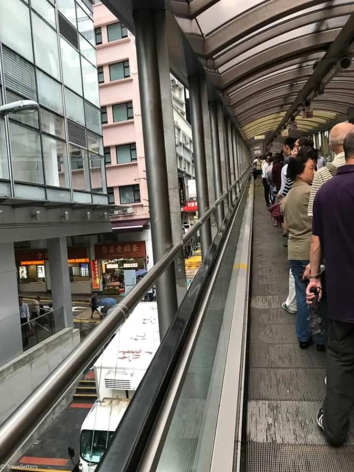 On mid-level escalators