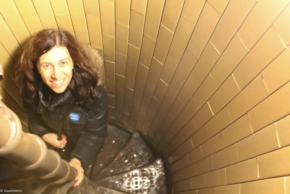 Climbing the St. Peter's Dome