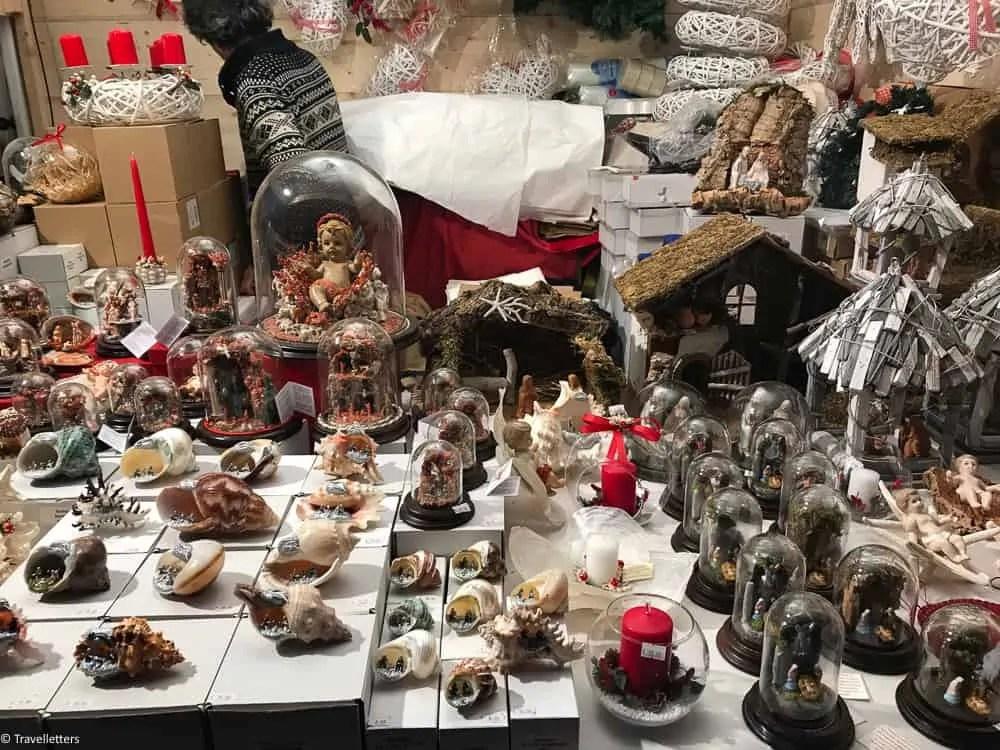 Christmas market on Piazza Navona