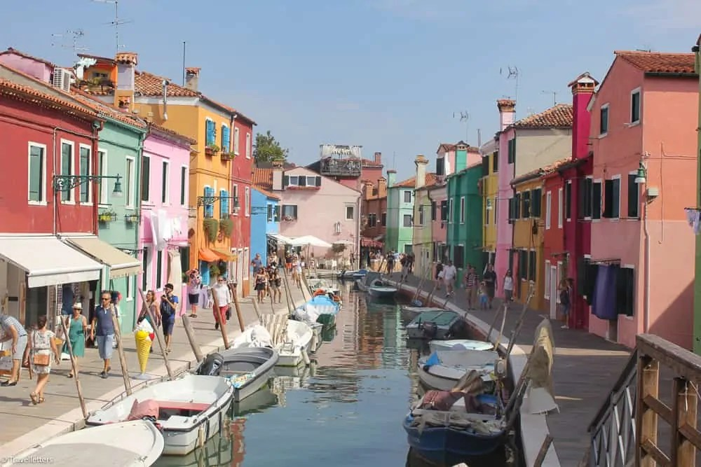 Best time to visit Venice, 3 days Venice itinerary, free things to do in Venice, Burano island, day trip from Venice