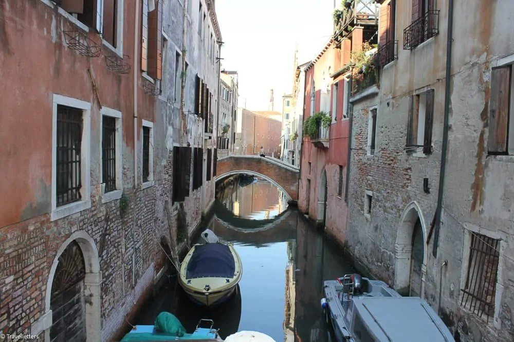 Best time to visit Venice, 3 days itinerary for Venice, free things to do in Venice, canal in Venice