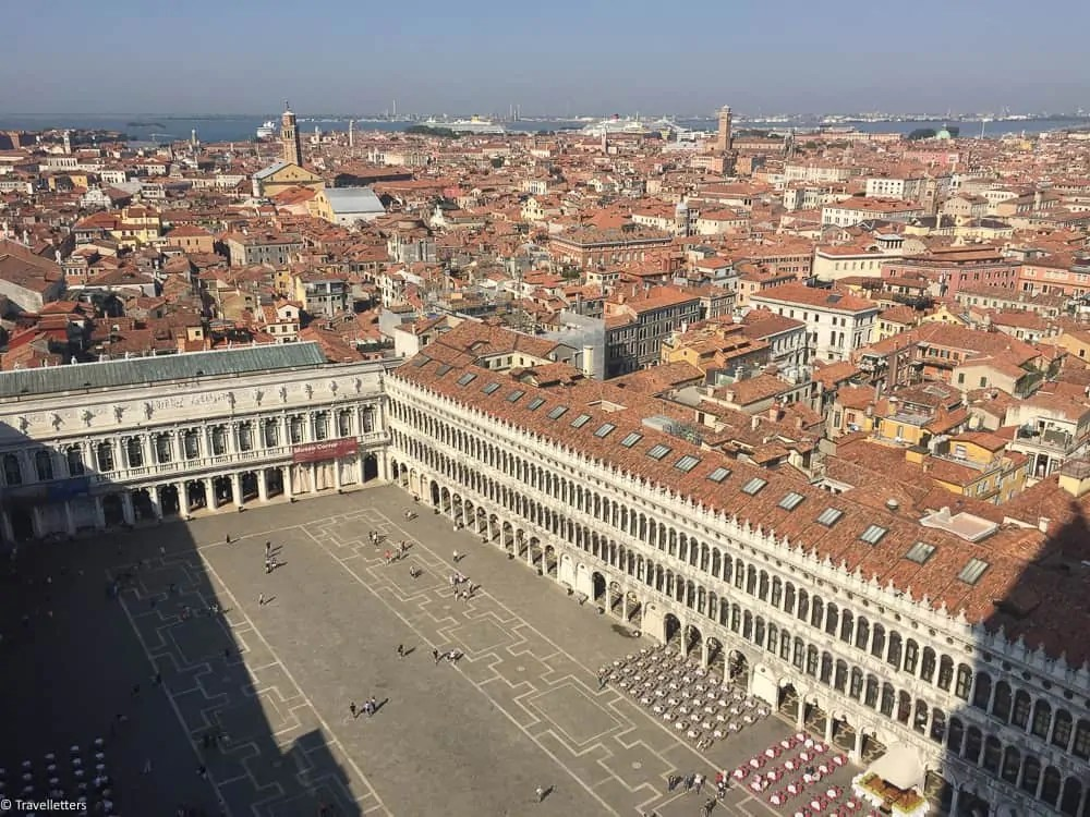 Best time to visit Venice, things to do in Venice, Venice attractions, 3 days itinerary, San Marco Square, San Marco Campanile,