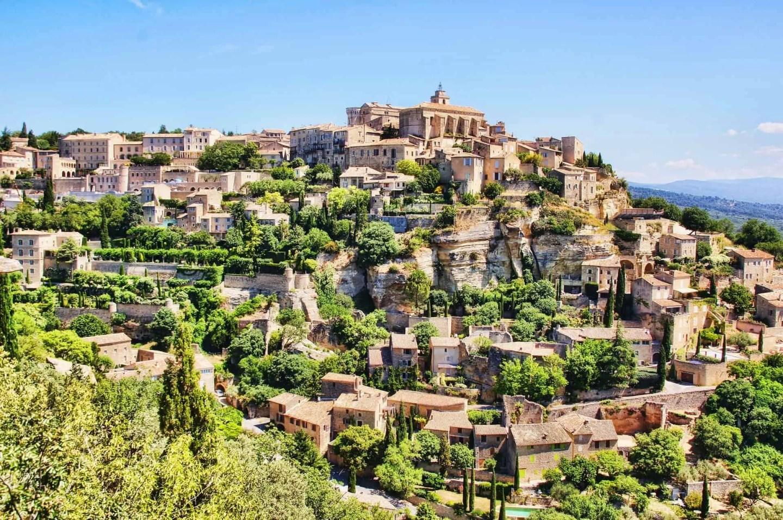 Sault Provence, steder å besøke i Provence, ting å gjøre i Provence