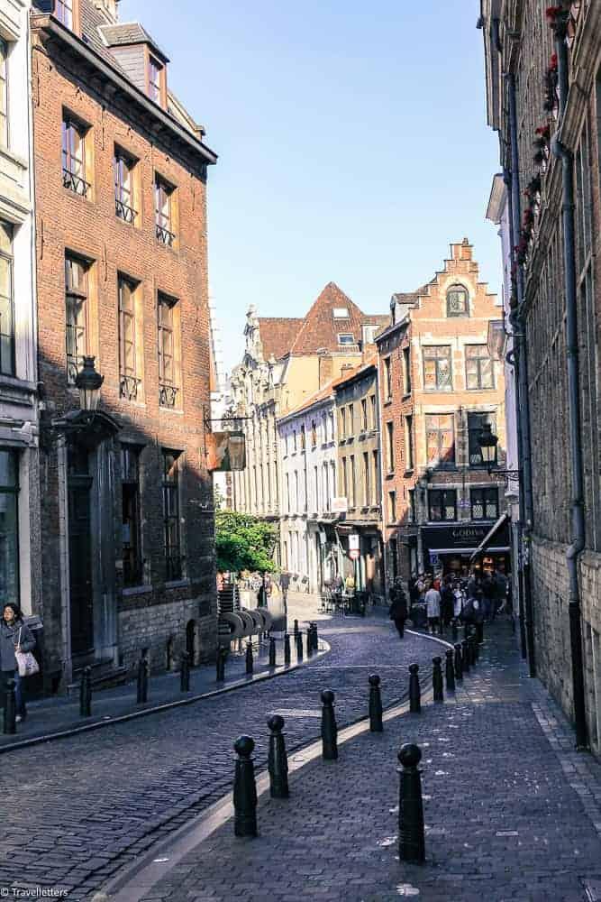 Brussels gater
