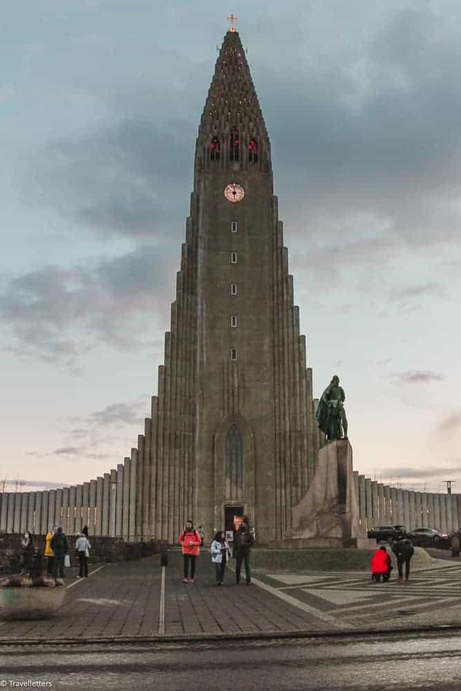 Weekendtur til Reykjavik Island, Hallgrimskirkja, Golden Circle, helgetur til Reykjavik Island