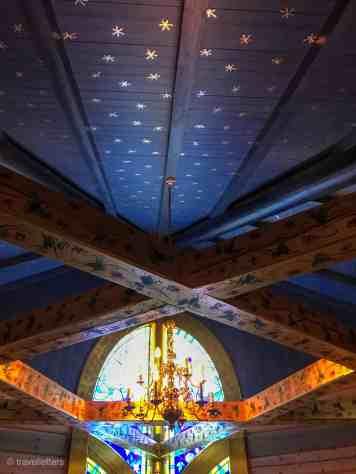 Lyskapellet Beitostølen, Valdres, ting å gjøre på Beitostølen på vinteren uten ski på beina