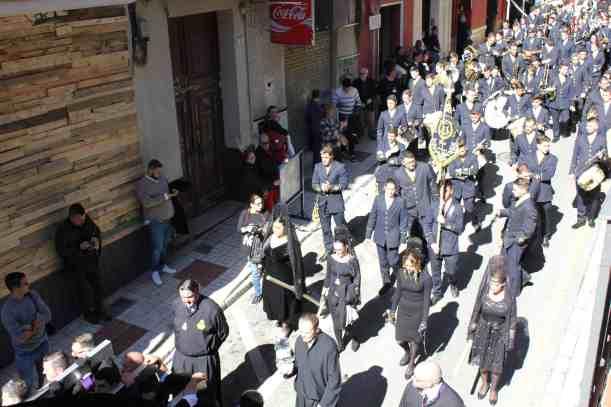 Processions in Malaga