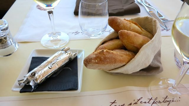 Gorgeous mini-baguettes