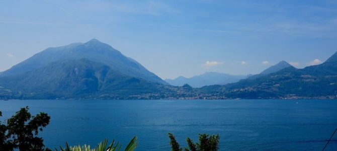 Breathlessly beautiful – Lake Como