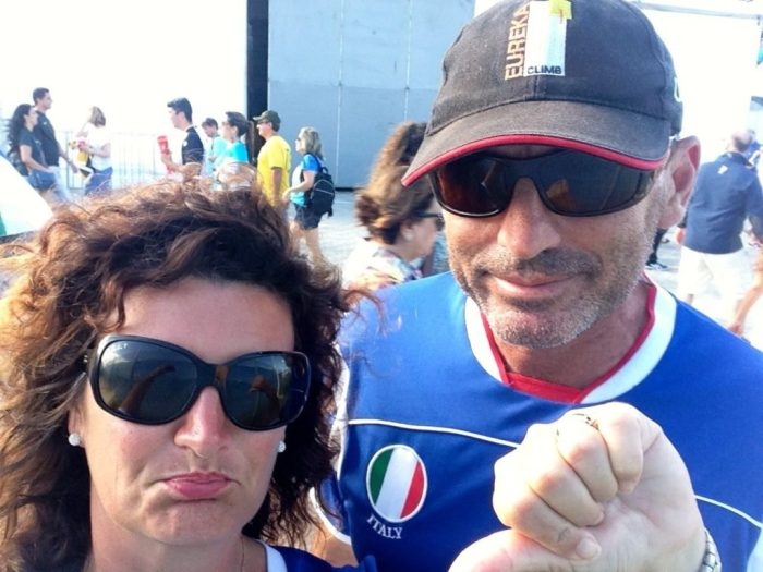 Italy out of the World Cup
