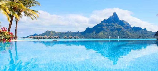 Top five things to do in Bora Bora