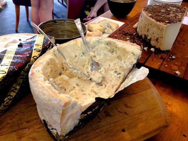 Gorgonzola - heavenly creamy