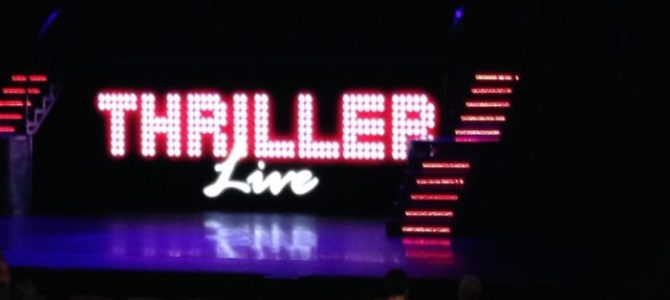 Review of Thriller Live, Crown Theatre Perth