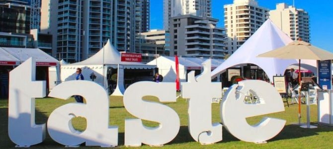 Taste of Perth 2016 – go for free