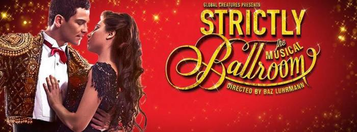 Photo: from Strictly Ballroom's Facebook page