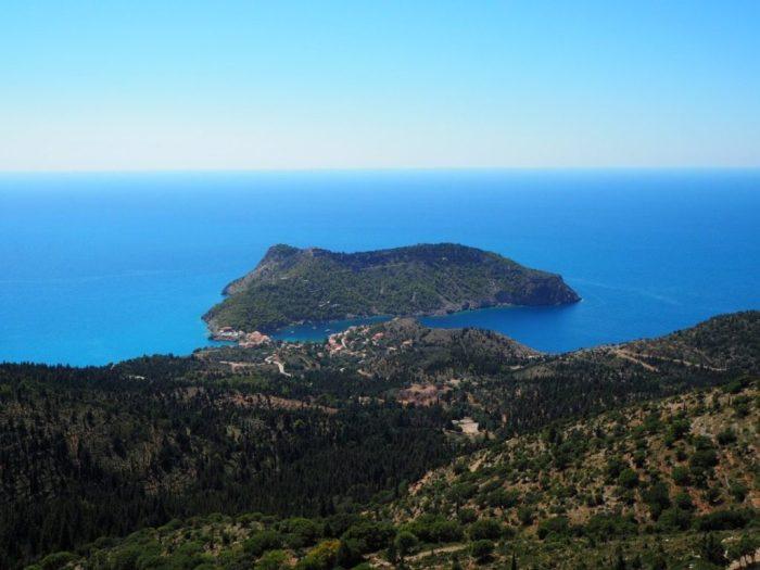 Beautiful views in Kefalonia
